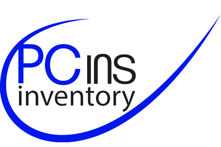 Referenz Grafik- & Logodesign PC Ins GmbH Inventory-Logo